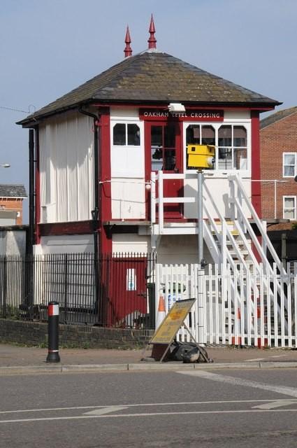 Grande-Bretagne: quelques très beaux Box Signal. ( Saxby). 38874910