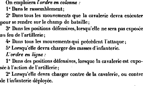 Charge de cuirassiers Cavale12