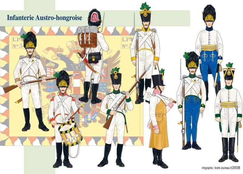 Armée autrichienne 3 Infant10