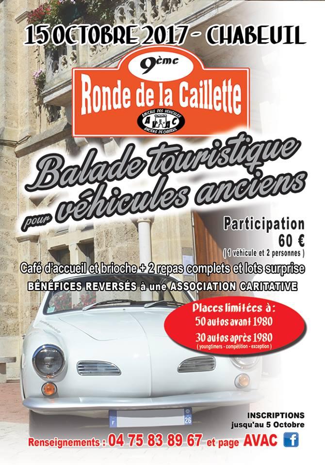 [26] 15/10/2017-  9ème Ronde de la Caillette Chabeuil 21314410