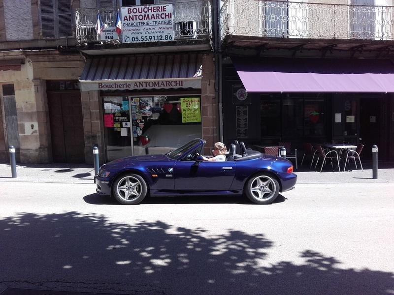 Vehicule anciens et sportifs shootés pendant les vacances 20170812