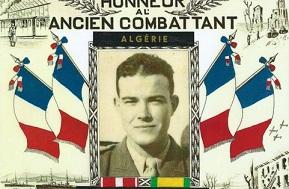Le corps d'un soldat français rapatrié d'Algérie 61 ans après sa mort . 6ehksl10