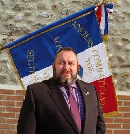 HOMMAGE à Martial COURBON , Ancien Combattant OPEX , Président de la section ACPG de BAGES (66) Martia10