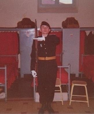 HOMMAGE à Martial COURBON , Ancien Combattant OPEX , Président de la section ACPG de BAGES (66) Pour_l14