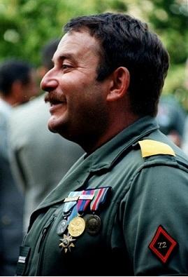 HOMMAGE à Martial COURBON , Ancien Combattant OPEX , Président de la section ACPG de BAGES (66) Pour_p11