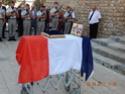 Le corps d'un soldat français rapatrié d'Algérie 61 ans après sa mort . Elne_118