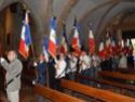 Le corps d'un soldat français rapatrié d'Algérie 61 ans après sa mort . Elne_210