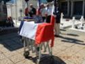 Le corps d'un soldat français rapatrié d'Algérie 61 ans après sa mort . Elne_212