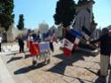 Le corps d'un soldat français rapatrié d'Algérie 61 ans après sa mort . Elne_215