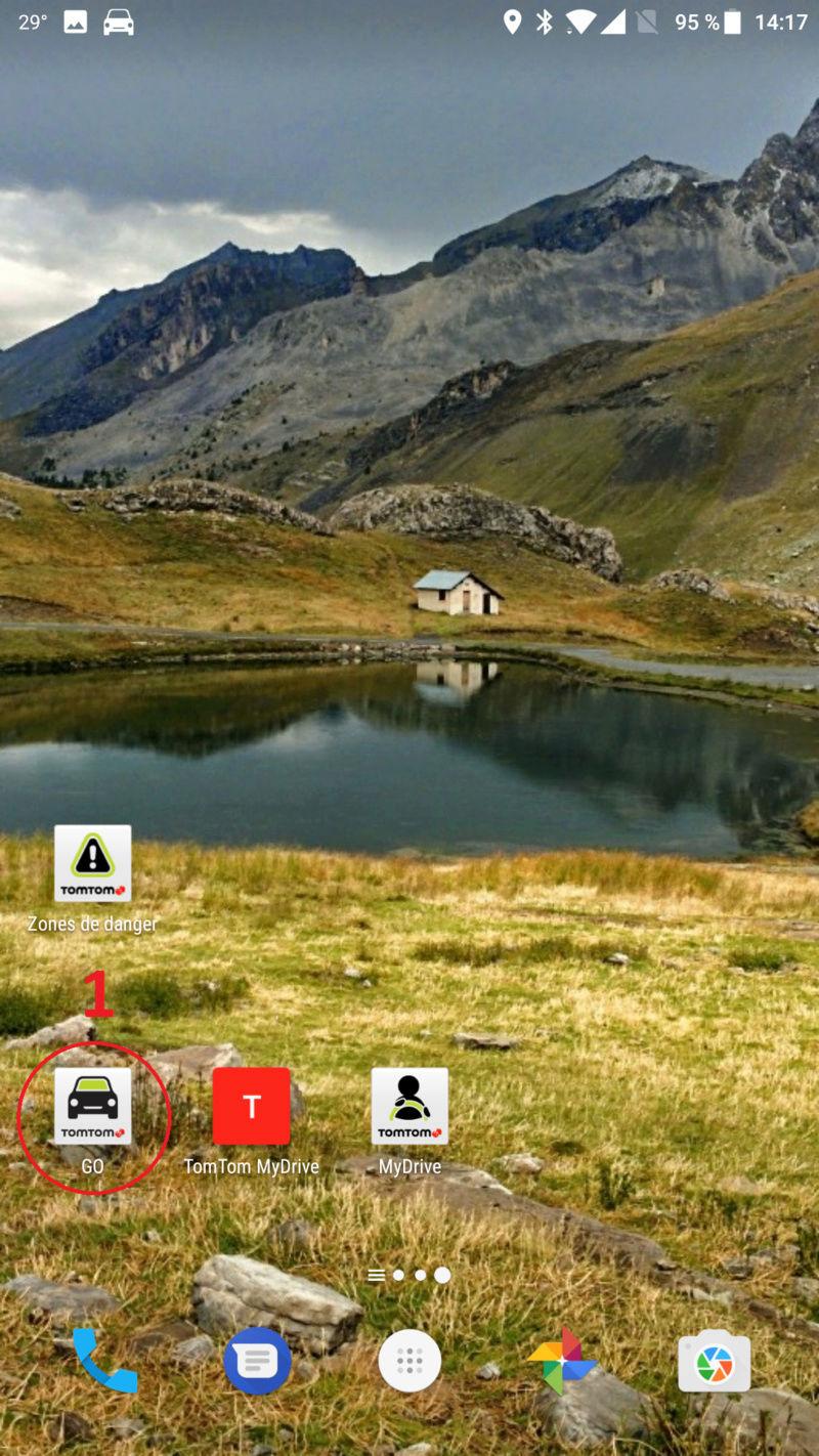 [Tuto] Naviguez avec l'application TomTom Go 112