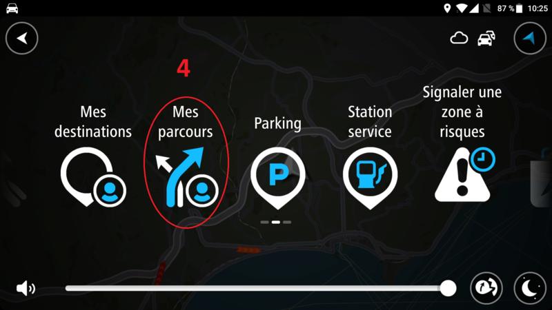[Tuto] Naviguez avec l'application TomTom Go 412