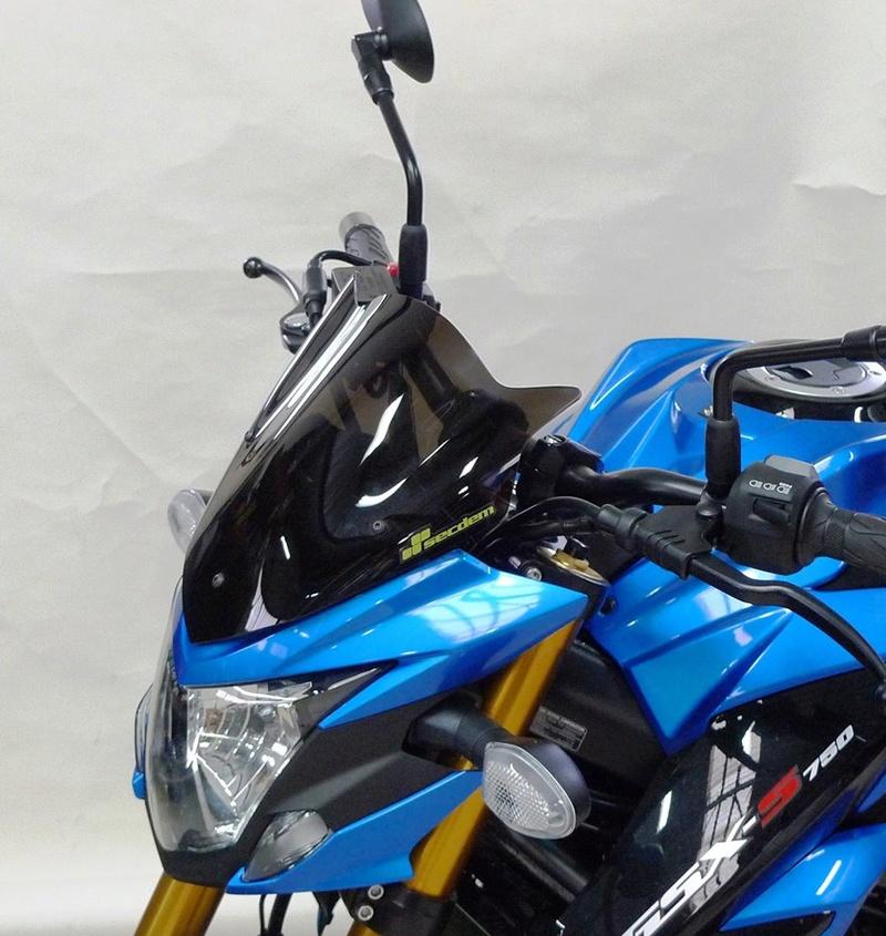 Saute-vent GSX-S 750 17191110