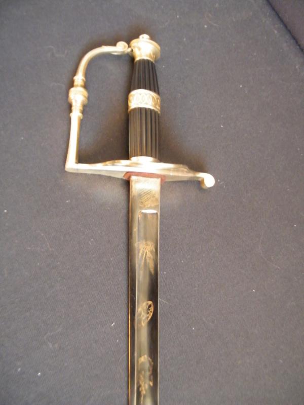Epée au profil de l'Empereur Dscf4916