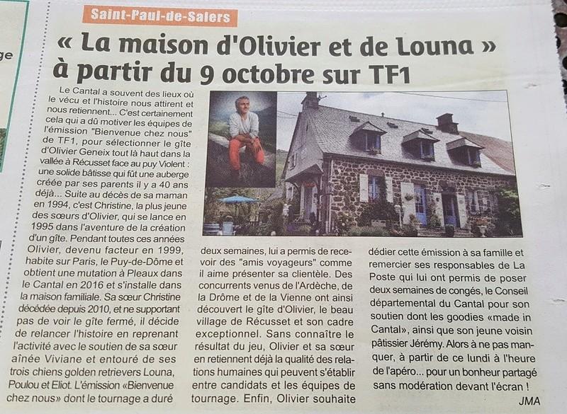 Le Cantal à la TV - Page 10 22254810