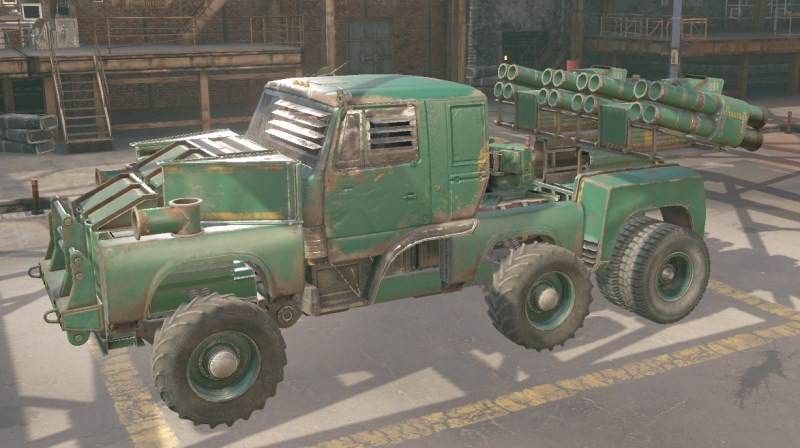 Crossout Katyus10