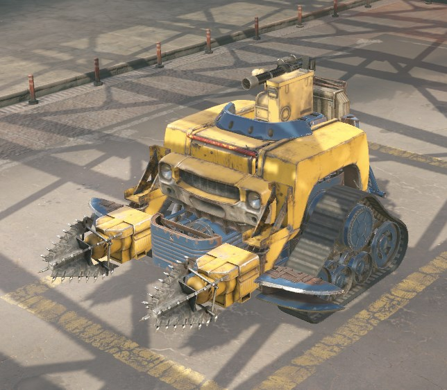 Crossout Minion10