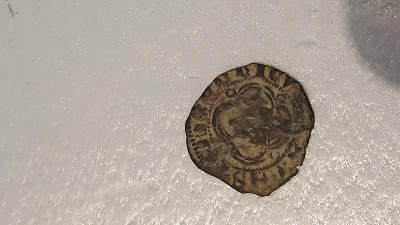 1/2 Real Enrique II de Castilla 1369-1379 20170711