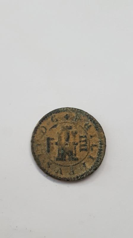 4 maravedis de Felipe III, de Segovia, 1602. 20171011