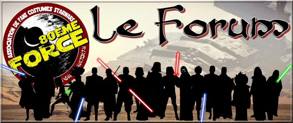 LE FORUM DE LA 80ème FORCE