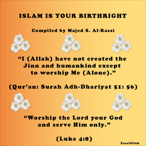 Islam is your Birthright Islamb10