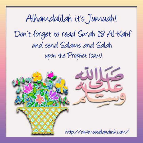 Jumu'ah Naseehah :Knowledge and wisdom - provisions of the caller Jumuah11