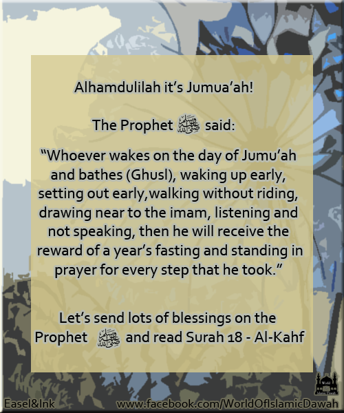 Jumu'ah Naseehah :Religion and Good Manners - III Jumuah11