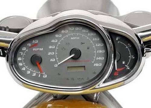 Installation Manomètres pression huile & température d'eau Shen_b10