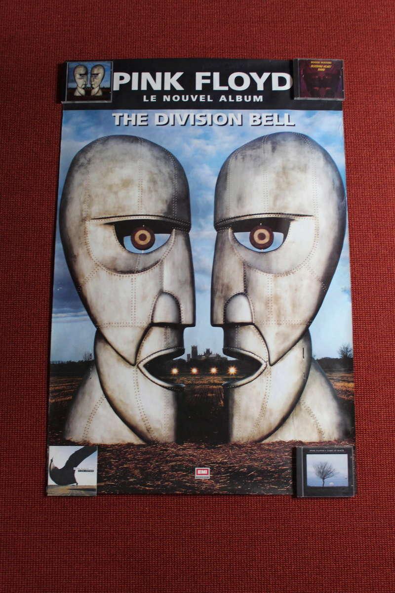 Pink Floyd: vos objets sacrés et vénérés - Page 4 Img_1511