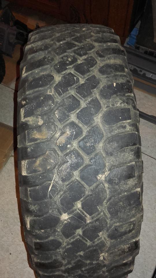 [A vendre] Pneus mud-terrain 35x12.5R15. 22007911
