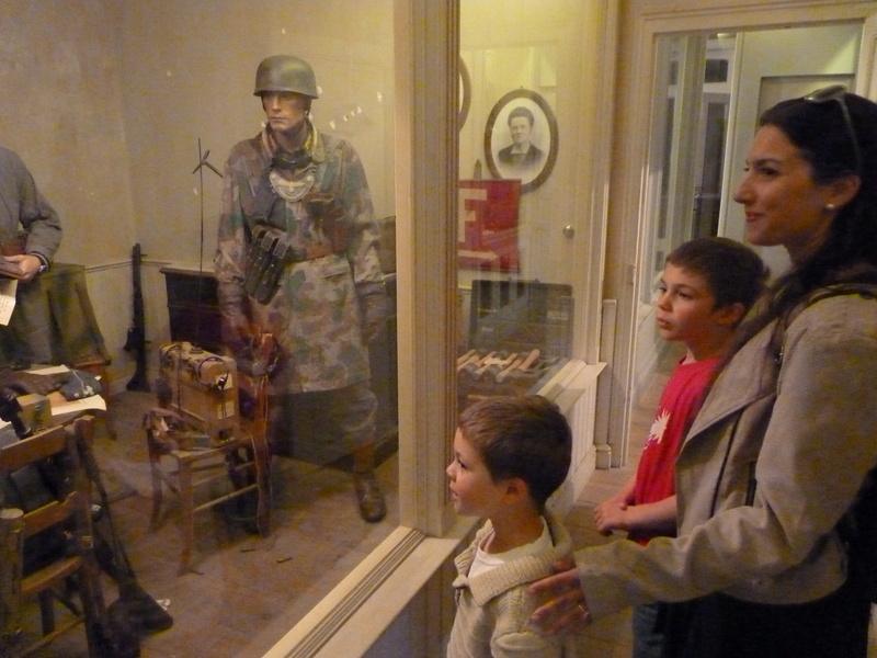 Musée D-Day Experience (Saint-Côme-du-Mont) P1060428