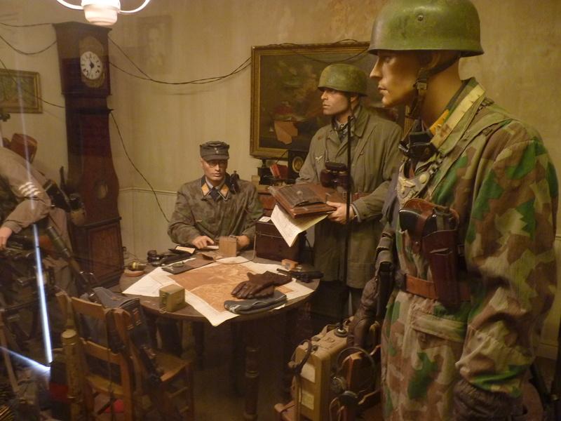 Musée D-Day Experience (Saint-Côme-du-Mont) P1060429