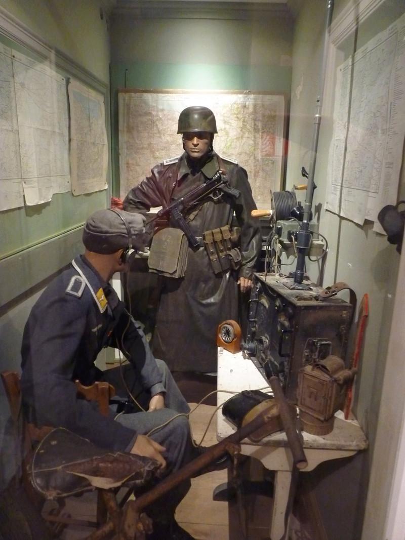 Musée D-Day Experience (Saint-Côme-du-Mont) P1060430