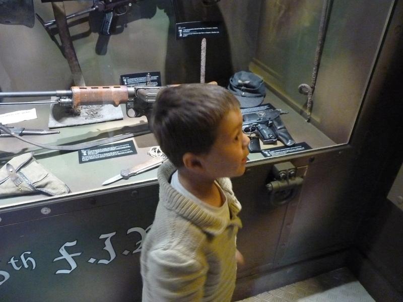 Musée D-Day Experience (Saint-Côme-du-Mont) P1060434