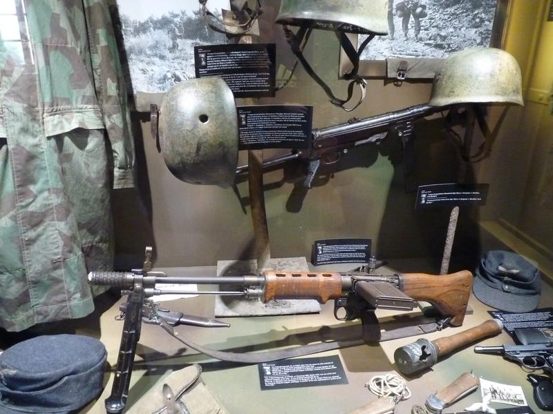 Musée D-Day Experience (Saint-Côme-du-Mont) P1060436