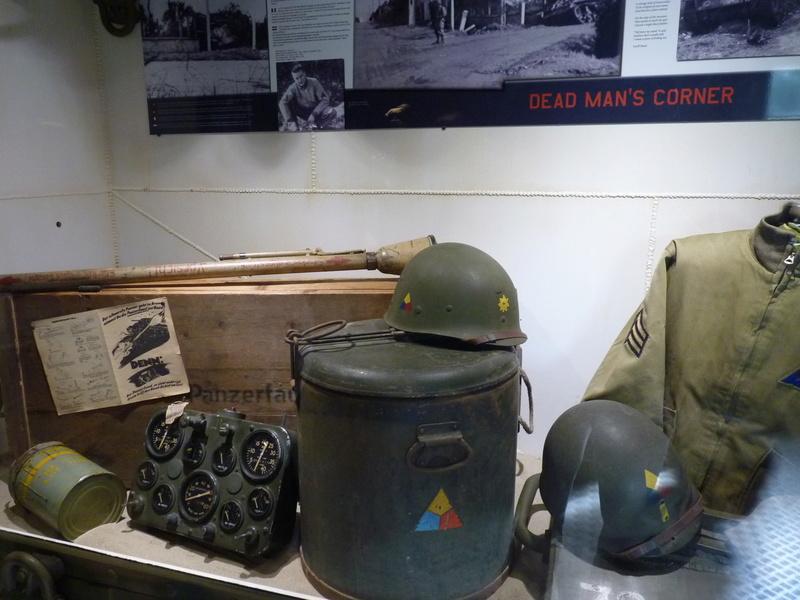 Musée D-Day Experience (Saint-Côme-du-Mont) P1060437