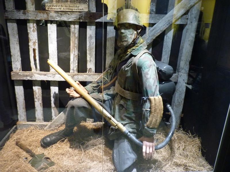 Musée D-Day Experience (Saint-Côme-du-Mont) P1060438