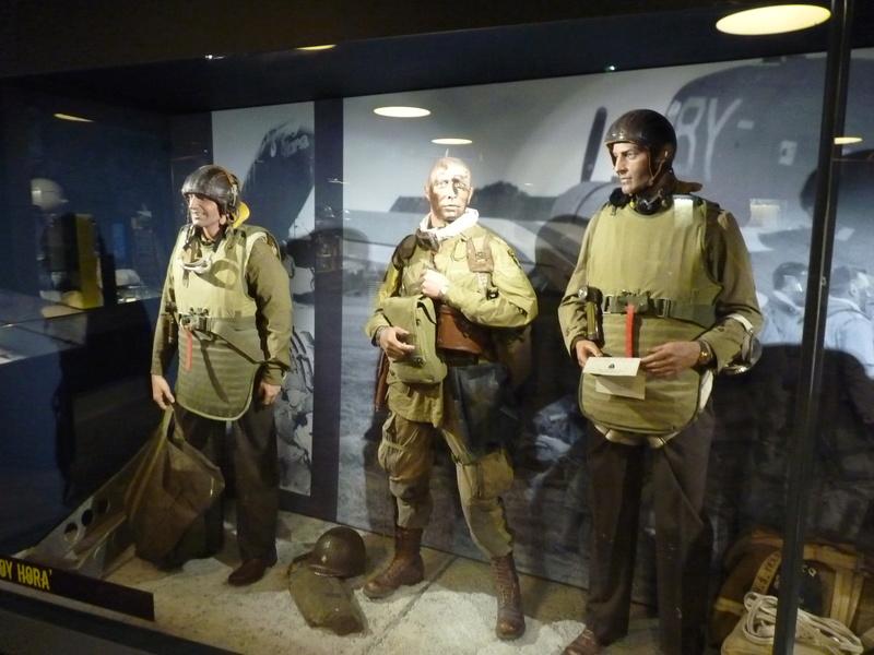 Musée D-Day Experience (Saint-Côme-du-Mont) P1060442