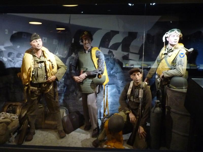 Musée D-Day Experience (Saint-Côme-du-Mont) P1060443