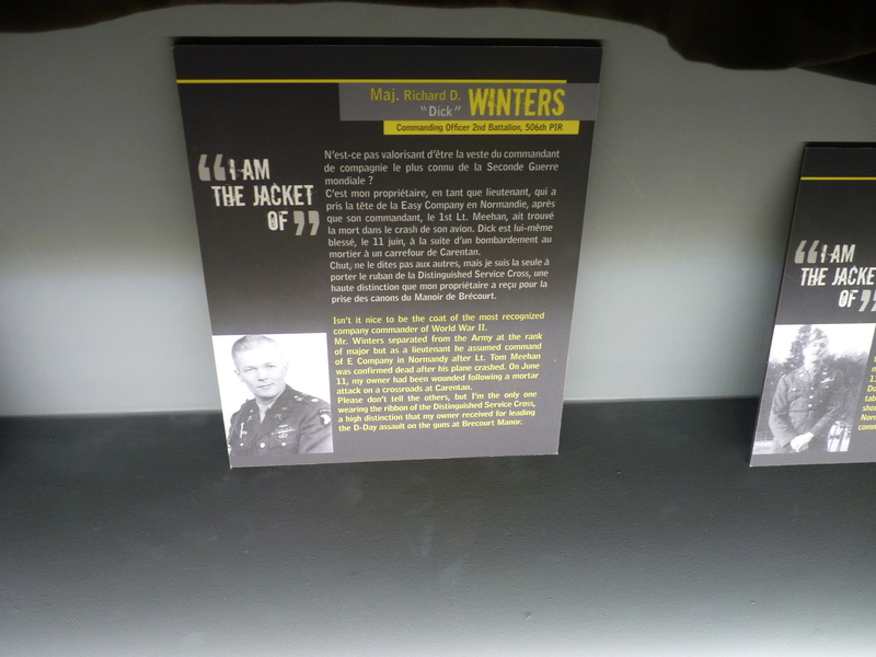 Musée D-Day Experience (Saint-Côme-du-Mont) P1060446