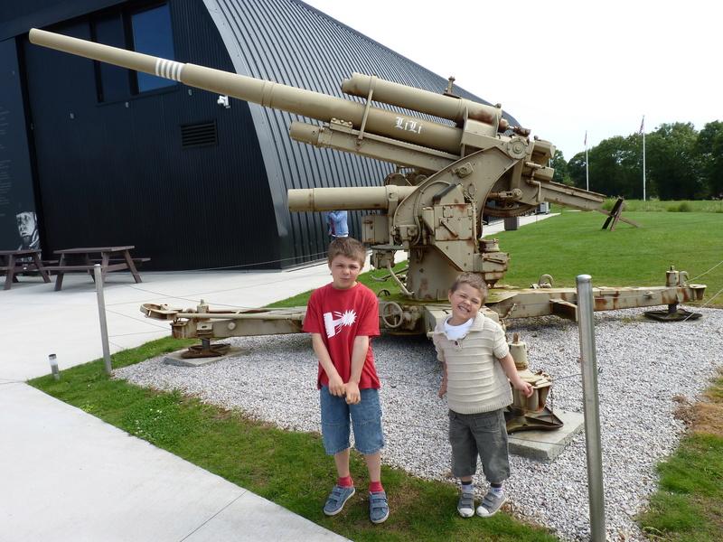 Musée D-Day Experience (Saint-Côme-du-Mont) P1060448