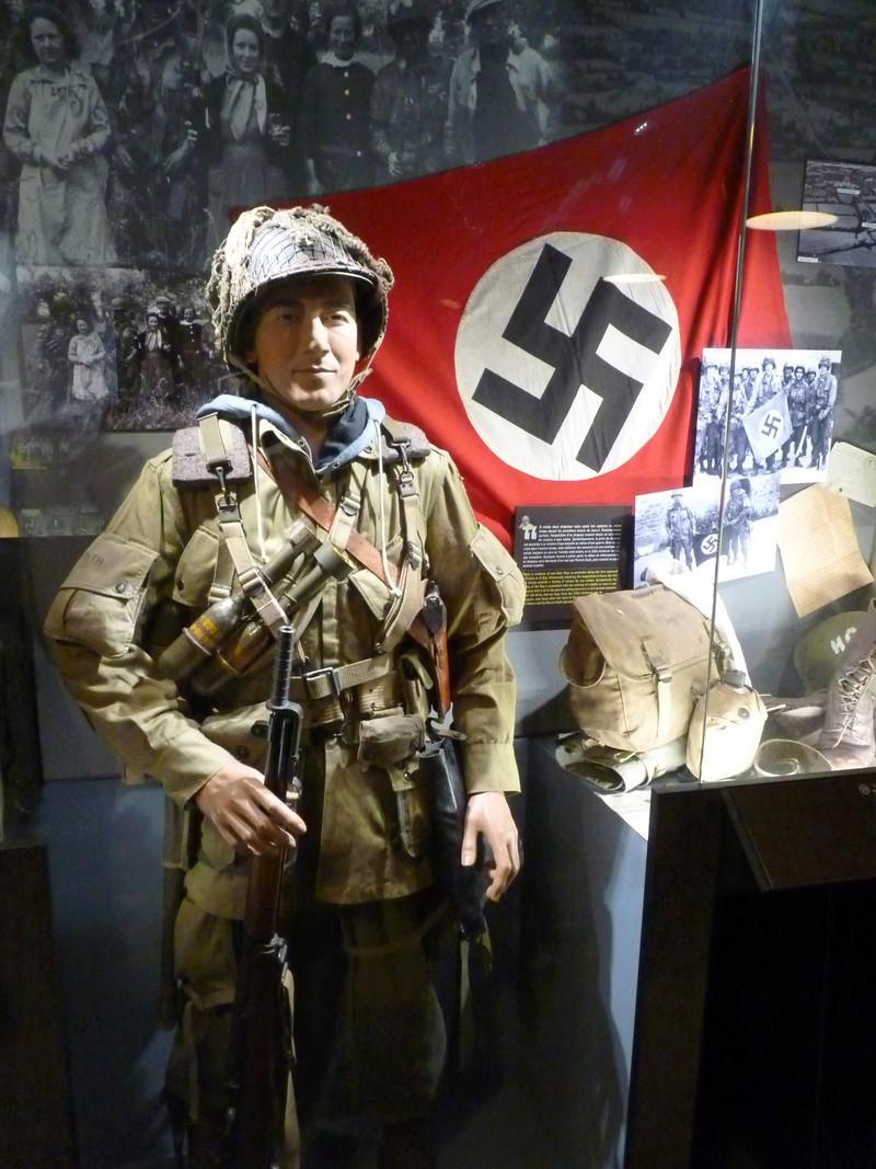Musée D-Day Experience (Saint-Côme-du-Mont) P1060511