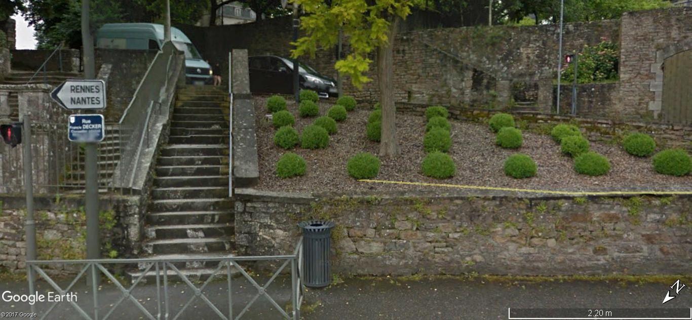 Escaliers peints de Paname et d'ailleurs. Illusions d'optiques de ZAG et SIA A75
