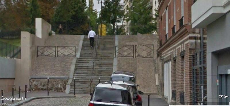 Escaliers peints de Paname et d'ailleurs. Illusions d'optiques de ZAG et SIA Aaa10