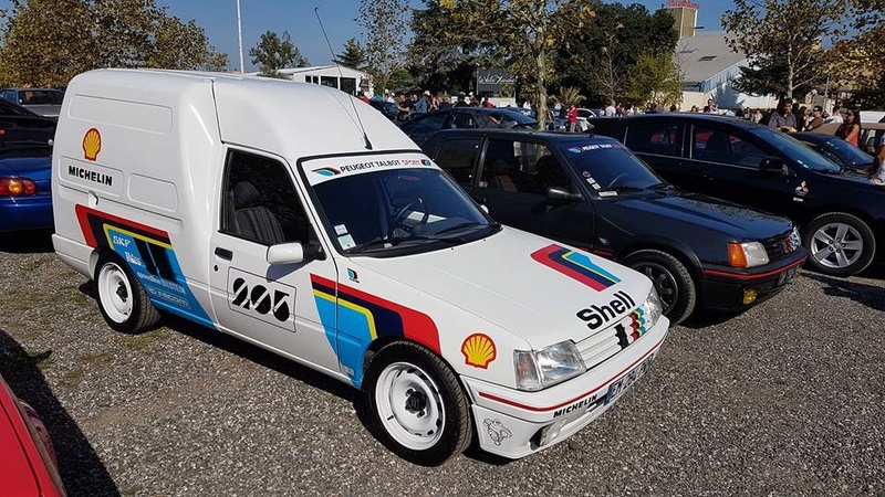 Mes Youngtimers (Peugeot 205)  - Page 6 7aadef10