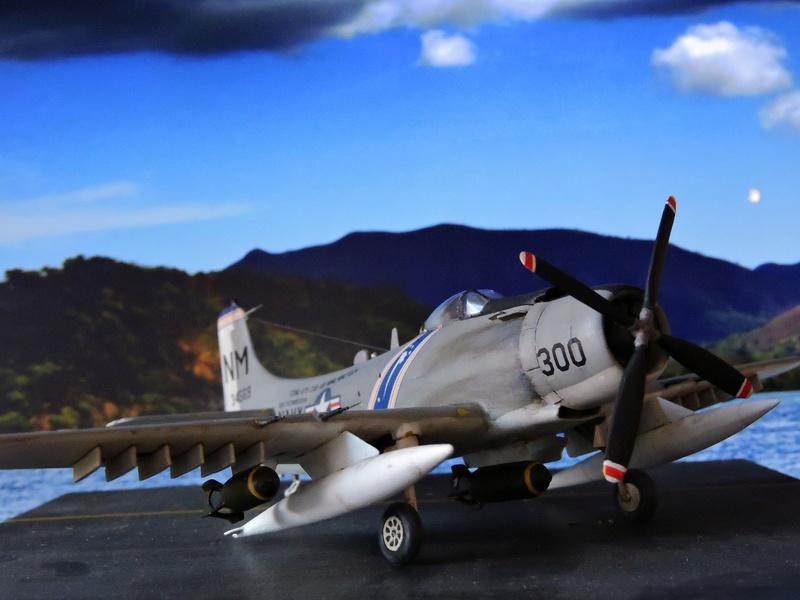 [AIRFIX] skyraider A 18 Skyrai39