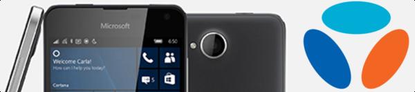 Soldes monstrueuses sur les Lumia 550, 650 et 950 chez Bouygues Telecom 14989710