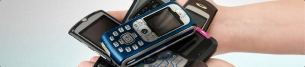 Bouygues Telecom et WWF encouragent la collecte des vieux smartphones 15075310