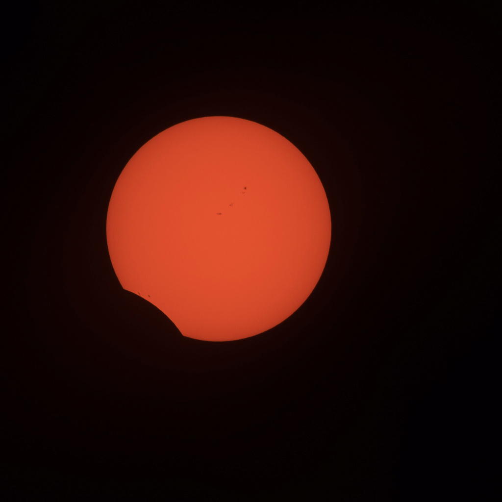 éclipse de soleil (Nashville Tenessee) Eclips11