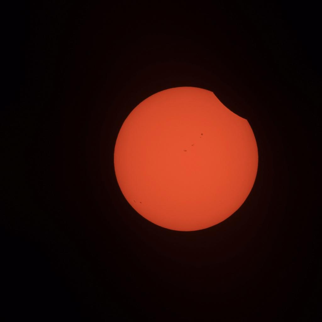 éclipse de soleil (Nashville Tenessee) Eclips12