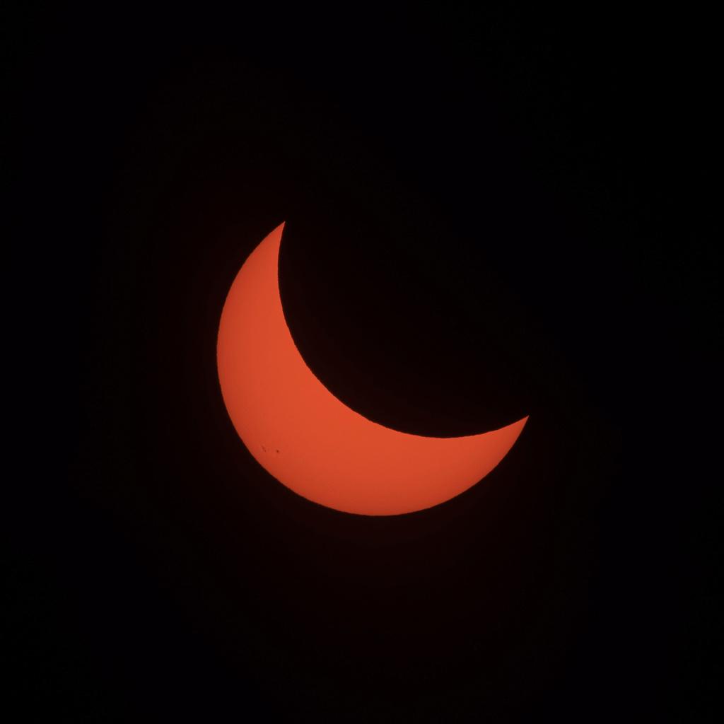 éclipse de soleil (Nashville Tenessee) Eclips13